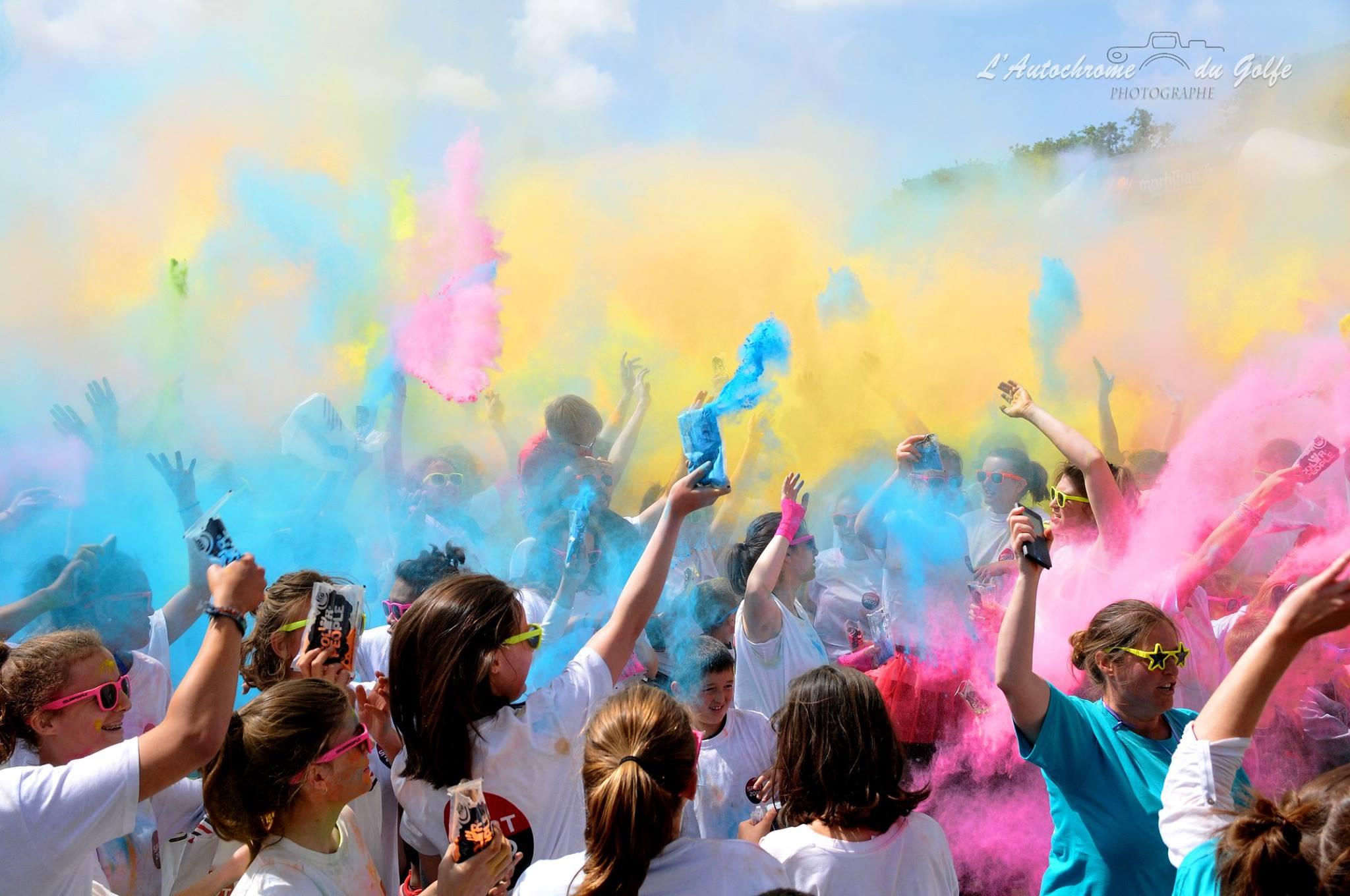 La Baden Color Race