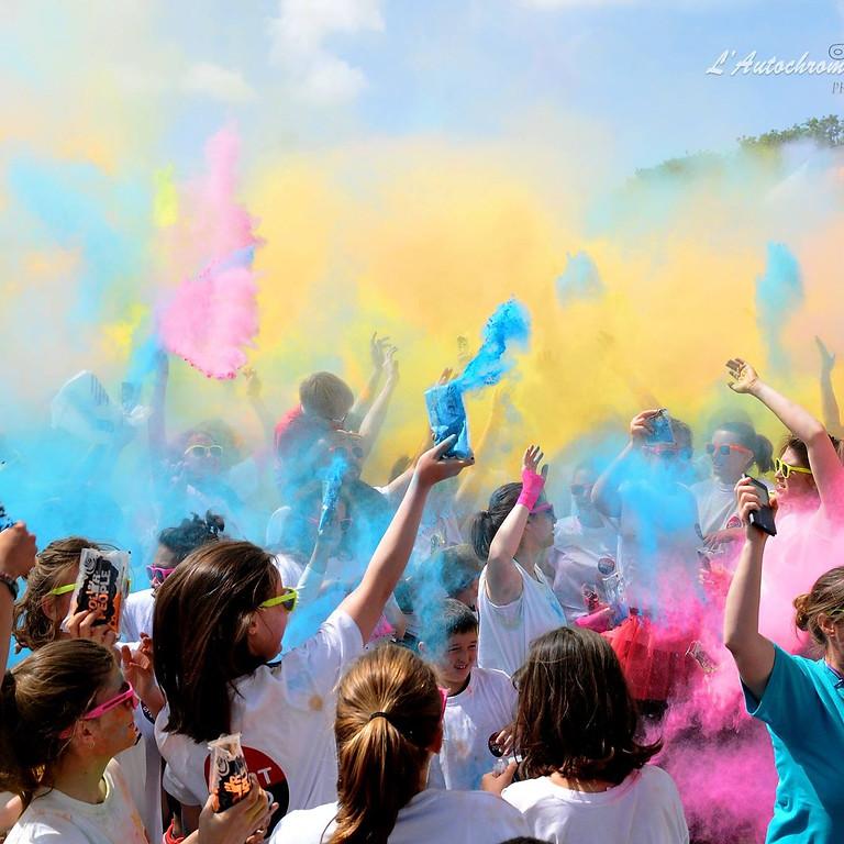 Baden Color Race