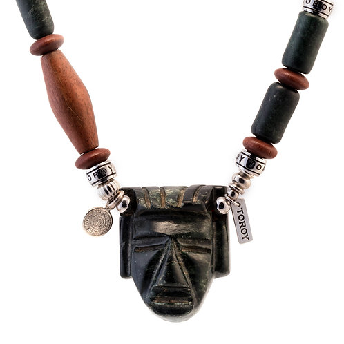 Necklace Ethno-King -