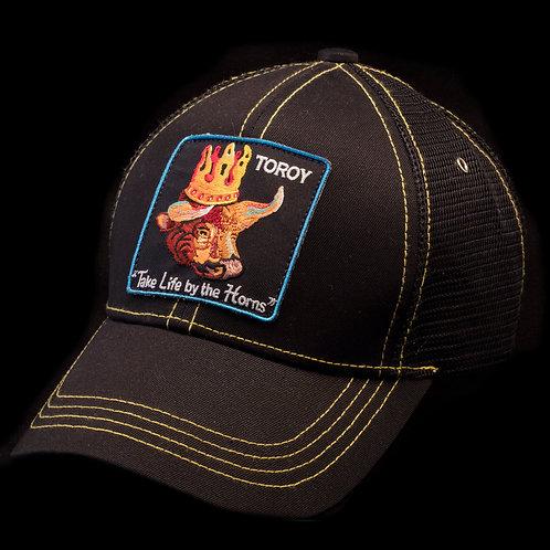Black Cap/Net TOROY