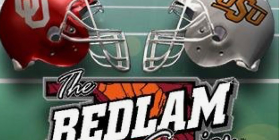 Second Saturday Bedlam Watch Party!