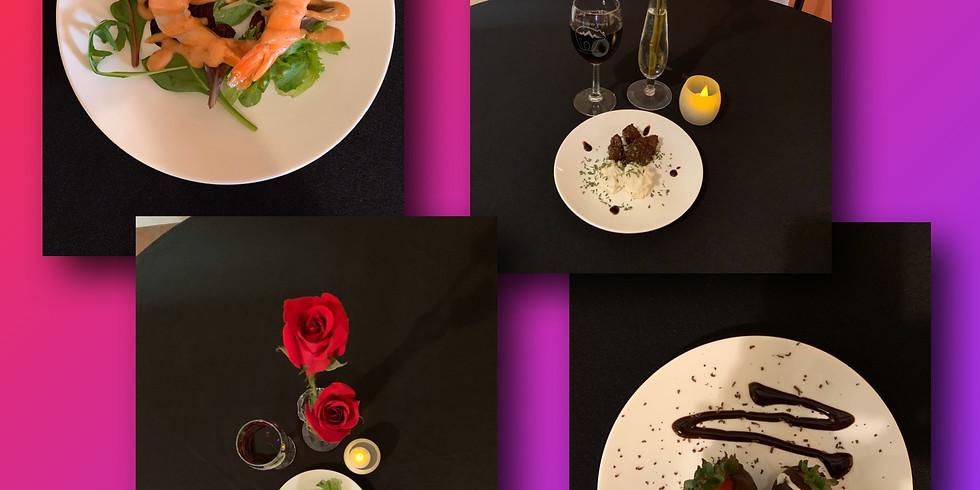 Valentine Vino! Food & Wine Pairing!