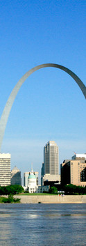 ST. LOUIS IN DISTANCE