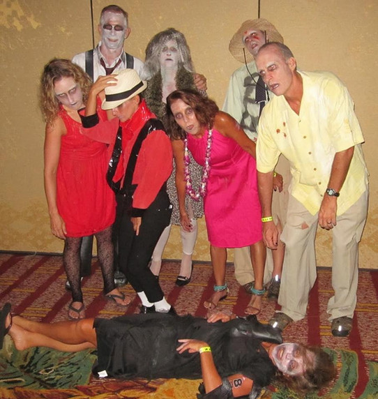 XTerra Halloween Party