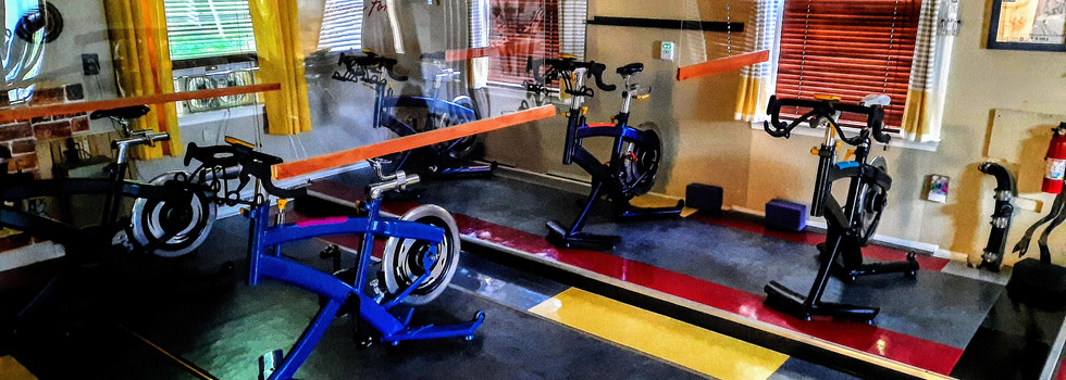 Bikes with partitions