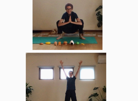 Why Kids' Yoga in English?
