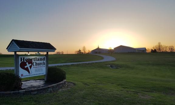 Sunrise at Heartland