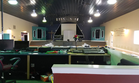 Youth area, view 1