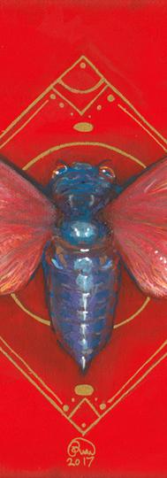 Screaming Jewel Bug