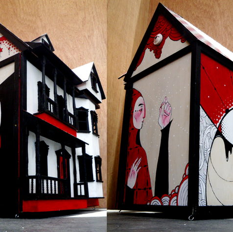 Dollhouse from Somewhere Else
