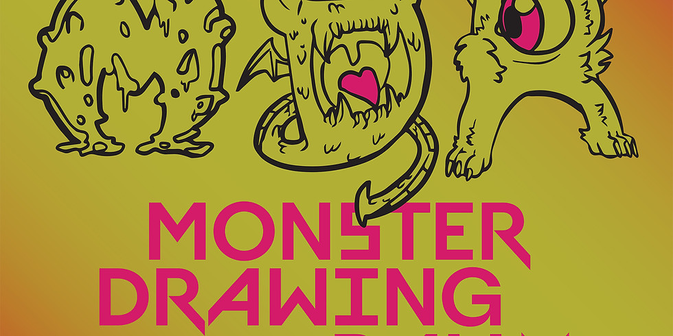 MONSTER DRAWING RALLY 2020