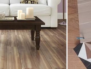 """Que piso de """"madeira"""" escolher?"""
