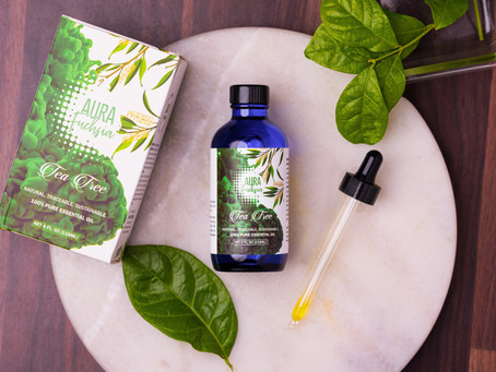 TEA TREE for everyday use...