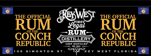 Key West First Legal Rum officialrum Conch Republic