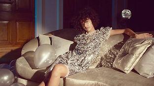 Vogue fashion shoot
