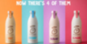 innocent - dairy free - director of photography - london
