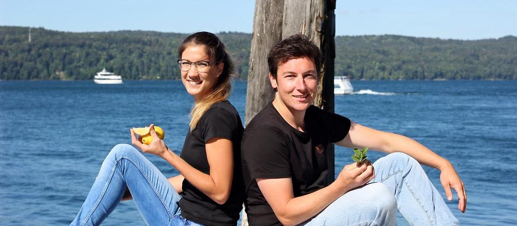 Evelyne Eschbach und Viktor Keller - Die EWI Gründer