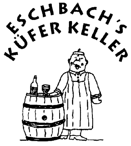 Eschbach_s_Küferkeller_Logo_Frickingen_Weinhandlung: Wein Sekt Geschenke