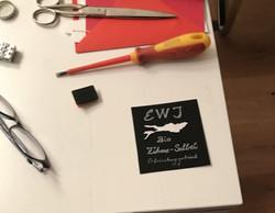 Die ersten Schritte für das Etikettdesign