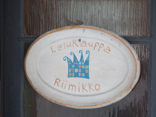 Riimikko Vanhassa Porvoossa
