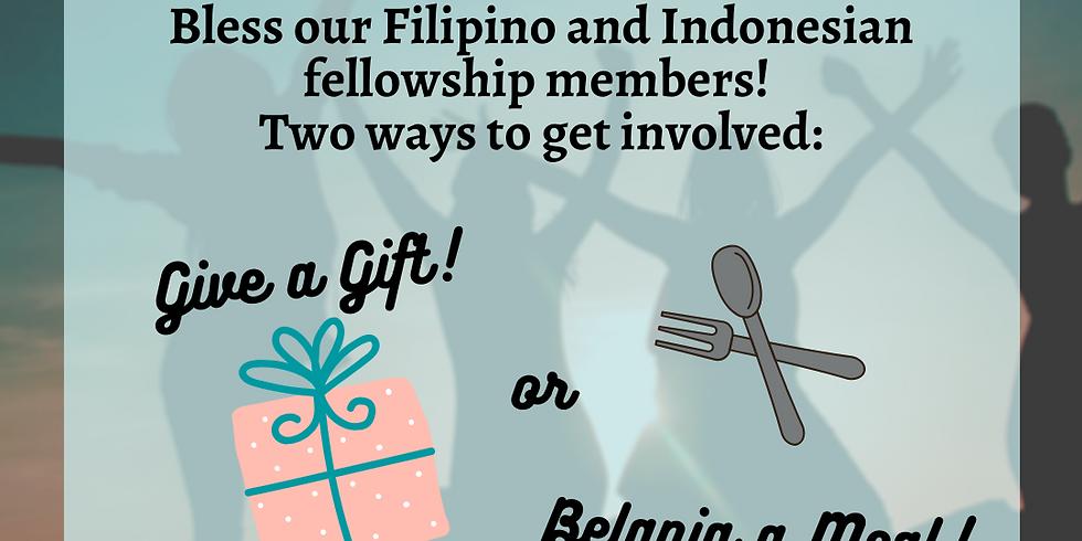 Befriending Programme (extended sign up)
