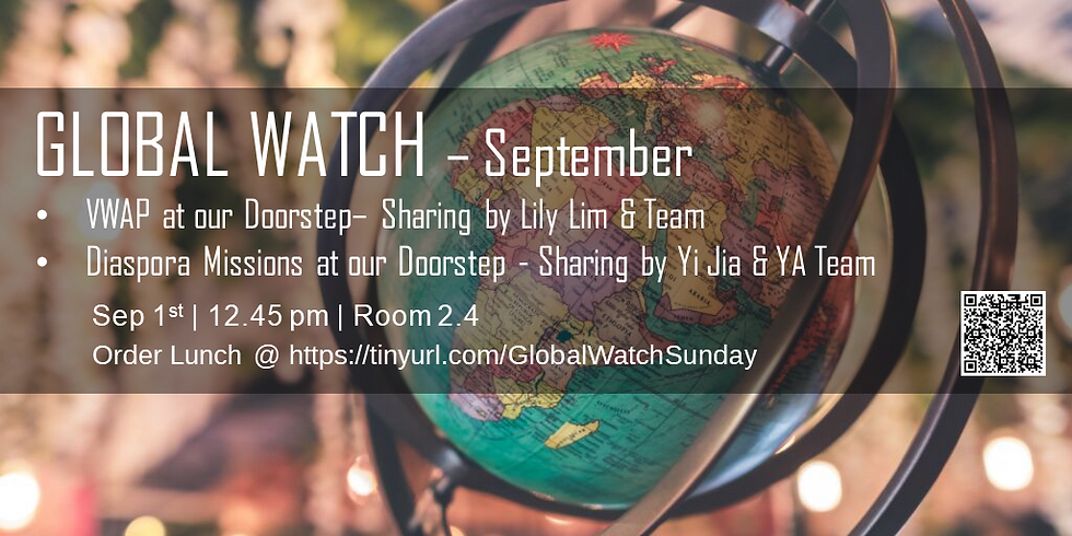 Global Watch September