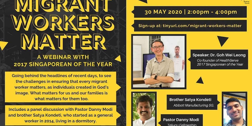 Migrant Workers Matter