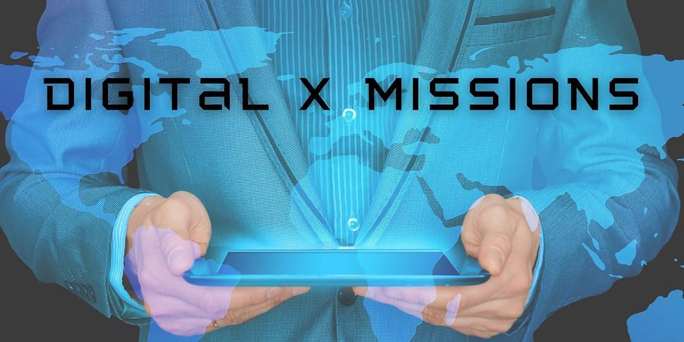 Digital x Missions