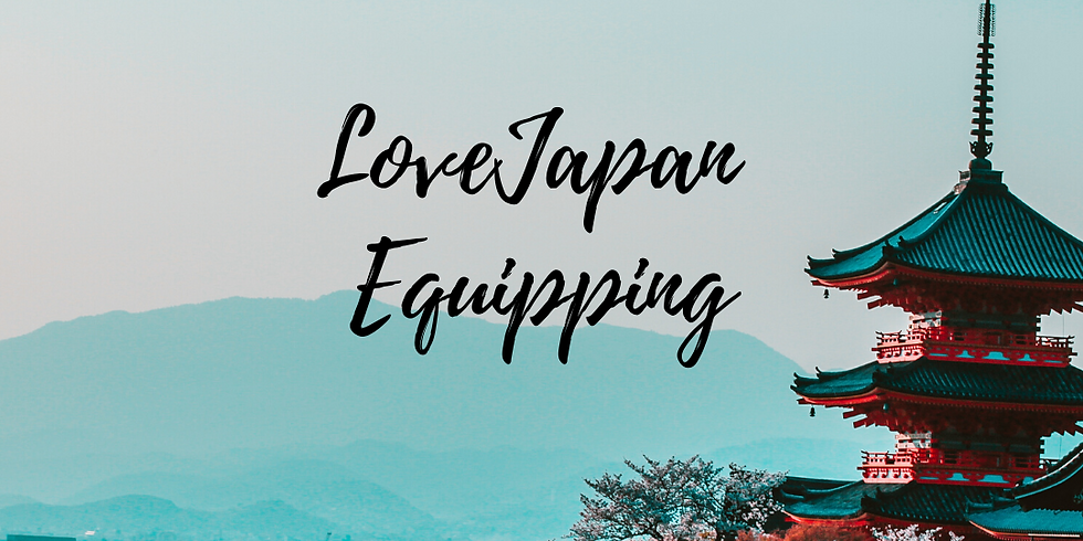 LoveJapan Equipping