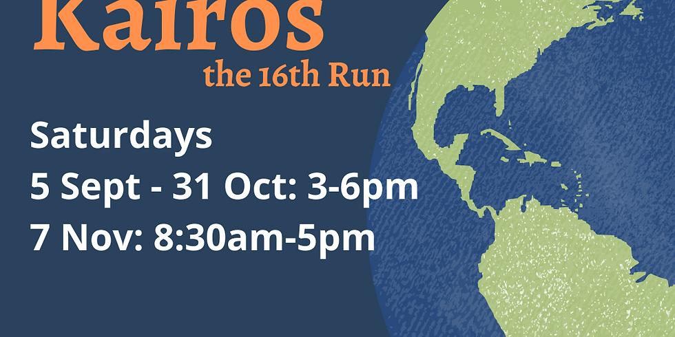 Kairos 16th Run