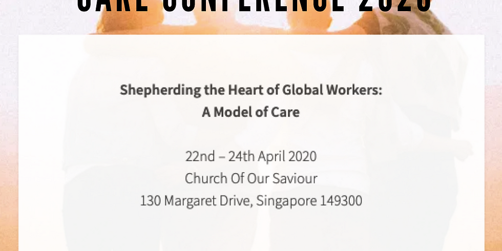 Singapore Member Care Conference 2020
