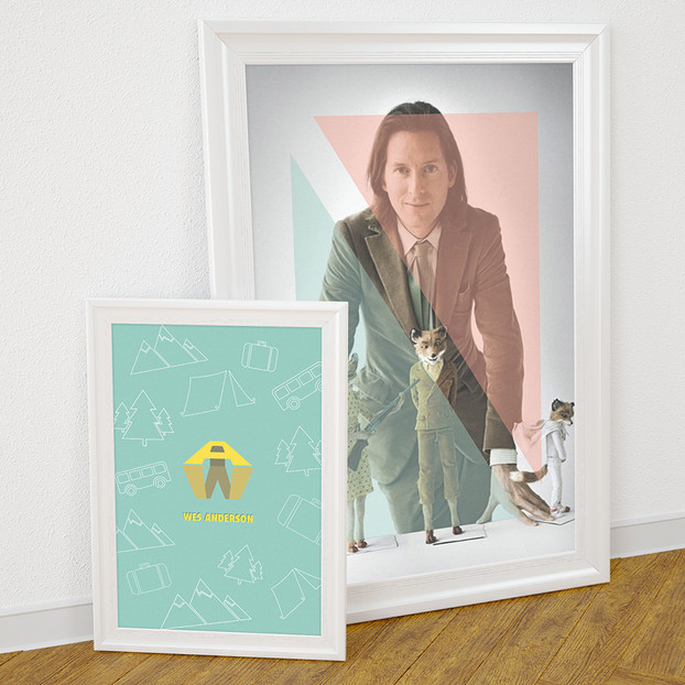 Wes Anderson | Brand Identity
