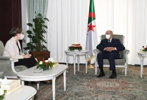 President Tebboune receives Hungarian Ambassador to Algeria