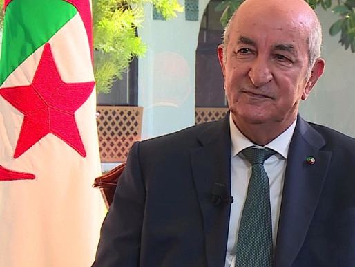 President Tebboune chairs meeting to examine draft national plan for socioeconomic recovery
