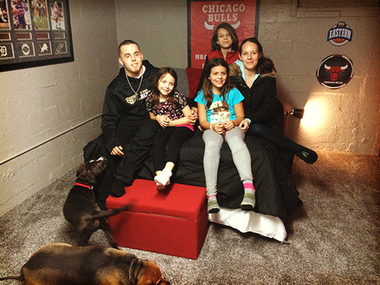 Wicked Awesome Wishes Grants New Room for Leukemia Survivor