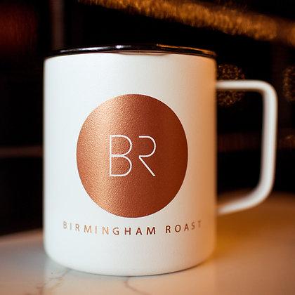 14 oz Classic BR Mug - White