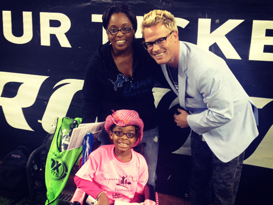 Wicked Awesome Wishes, Stephen Tulluch, Grant Summer A Special Wish