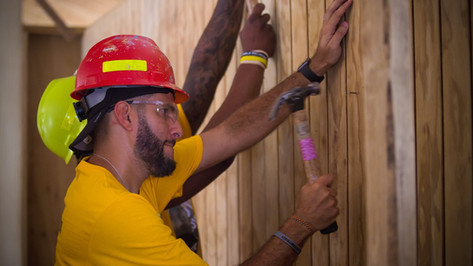 Nevin Lawson & WAW Team Up to Build A School in Jamaica!