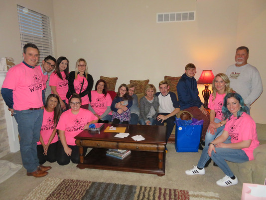 Family in Flatrock Receives First Wish