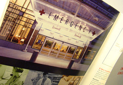 BIDMC Berenson Emergency Department