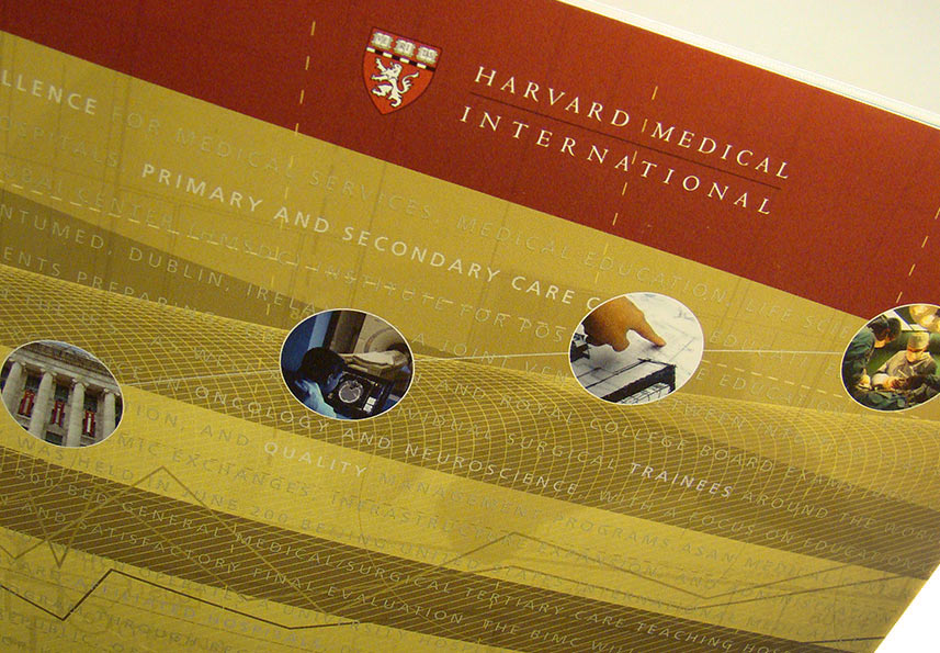 Harvard Medical International #3