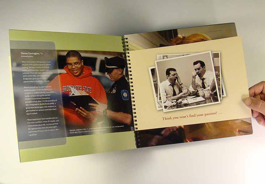 BSU admissions viewbook