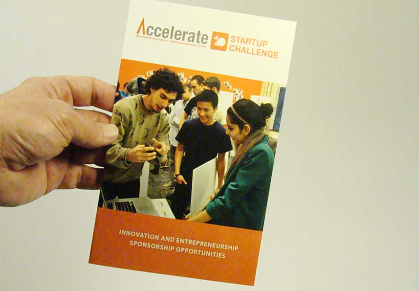 Accelerate Startup Challenge