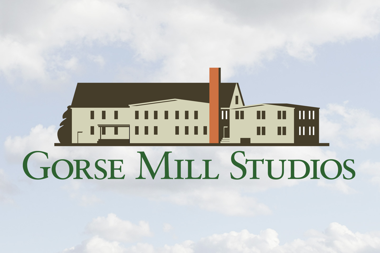 Gorse Mill Studios brand and logo