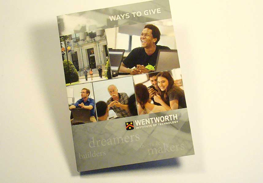 WIT Ways of Giving Brochure