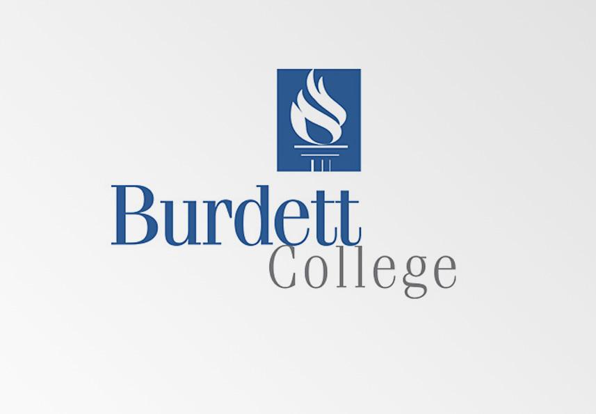 Burdett College Logo