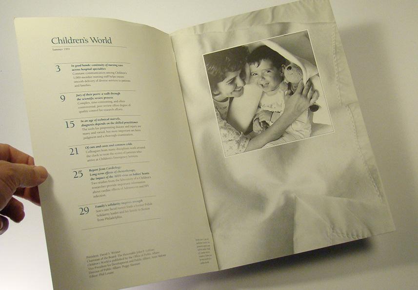 Children's World Magazine