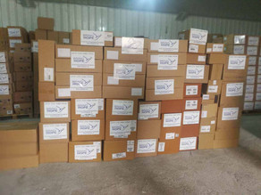 Halabja Receives More Aid