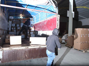 Food and Clothes to Syrian Refugees