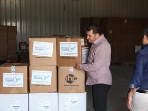 Hevi NGO Receives DTP's